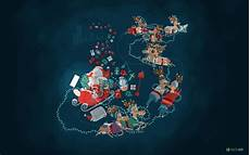 android wallpaper xmas vacation roller coaster wallpapers hd wallpapers id 13109
