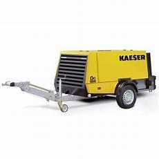 compresseur de chantier kaeser m80 avec g 233 n 233 ratrice 13