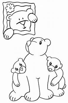 mytoys malvorlagen tiere baerenfamilie mytoys
