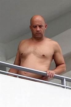 Vin Diesel Gros Vin Diesel Comme Vous Ne L Avez Jamais Vu D 233 Couvrez Des Photos De Lui Torse Nu E News