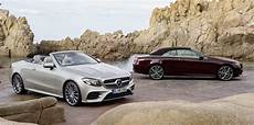 2017 Mercedes E Class Cabriolet Revealed Photos 1