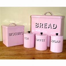 Pink Kitchen Canisters Uk by The Sunflower House Pink Kitchen Part 2