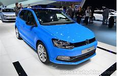 Vw Polo Tsi Bluemotion Front Three Quarter Geneva Live