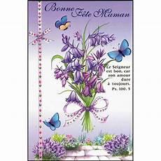 Carte Bonne F 234 Te Maman Fleurs Ps 100 5