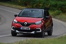 New Renault Captur Petrol 2017 Facelift Review Auto Express