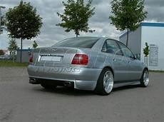 audi a4 b5 limousine sx rear bumper extension