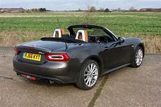 Fiat 124 Spider Convertible Review 2016 Parkers