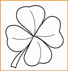 kostenlose malvorlagen kleeblatt malvorlage kleeblatt gro 223 coloring and malvorlagan