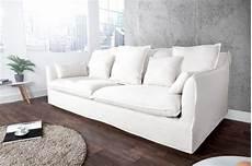 Sofa Heaven White Washed 22689 Invicta Interior Sofy