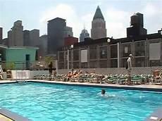dachterrasse mit pool 14 dachterrasse mit pool im hotel inn midtown 57th