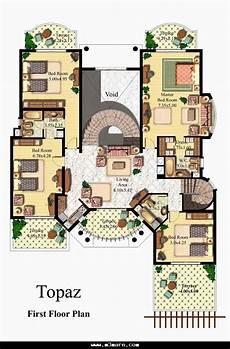 moderne luxusvilla grundriss modern duplex villa plans detail