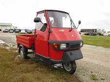 Review Piaggio Ape 50 Europe  The Truth About Cars