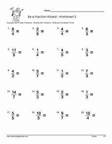 reducing fraction worksheets for grade 5 4235 reduce fractions to lowest terms 5 worksheets