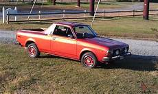 Subaru Brats For Sale by 1979 Subaru Brat
