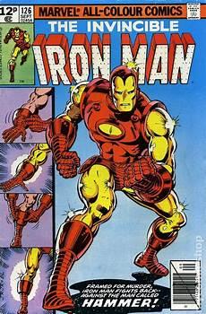 Ironman Malvorlagen Novel Iron Comic Books Issue 126