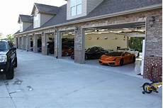 Auto Garage top 10 ultimate car garages secret entourage