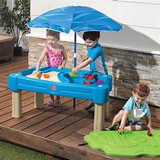 step2 cascading cove sand and water table uk step2 850900
