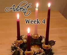 advent week 4 2013 celebrating holidays