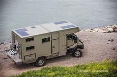 Ein Allrad Wohnmobil F 252 R Vier Personen F 228 Llt Schnell
