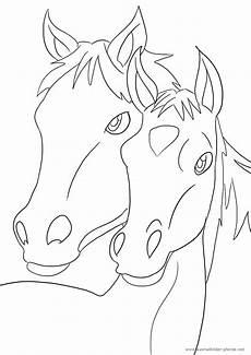 Malvorlagen Pferde Zum Ausdrucken Ausmalbilder Pferde Und Ponys Kostenlos Malvorlagen Zum