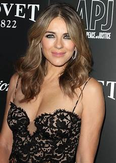 elizabeth hurley at brilliant is beautiful vip gala