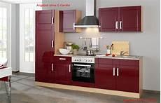 Günstige Küchen - k 252 chenzeile varel k 252 chen leerblock breite 270 cm