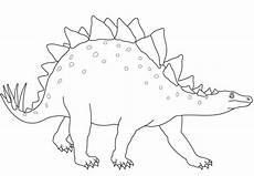 Ausmalbilder Dinosaurier Stegosaurus Ausmalbilder Stegosaurus Zum Ausdrucken Kostenlos F 252 R