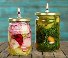 Turn A Jam Jar Into A Cozy Scented L