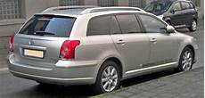 toyota avensis combi datei toyota avensis combi ii facelift d 4d rear jpg
