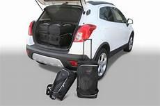 Car Bags Opel Mokka Mokka X Reisetaschen Set Ab 2012