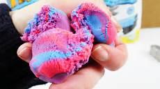 blau und pink mischen