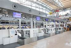 aeroport auto service self bag drop new service for passengers and airlines at