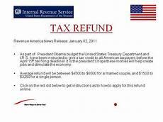 tax refund 2011 authorstream