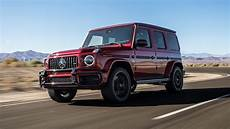 mercedes g class 2019 motor trend suv of the year