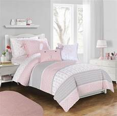 Childrens Pink And Grey Bedroom Ideas