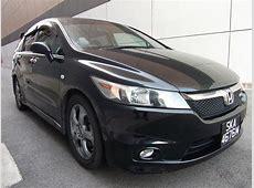 Rent a Honda Stream RSZ MPV by Ace Drive Car Rental