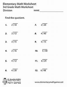 worksheets on division for grade 3 6490 3rd grade worksheet category page 7 worksheeto