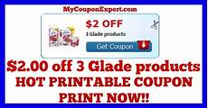check this coupon out print now 2 00 off 3 glade products printable coupon