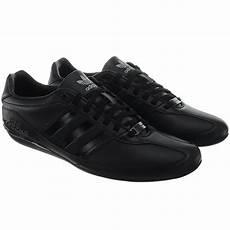 adidas porsche type 64 mens low top sneakers black or