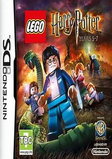 lego harry potter years 5 7 eu rom free for