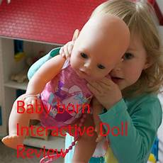 baby born interactive doll review u me and the