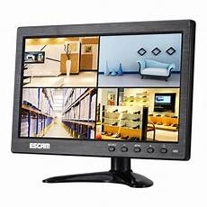 escam t10 10 inch tft lcd 1024x600 monitor