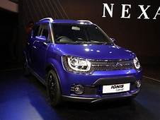 Maruti Suzuki Ignis To Be Embellished With AMT System