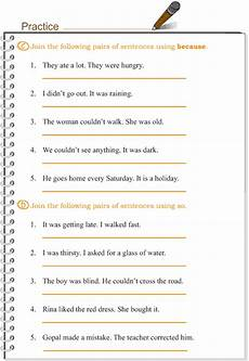 grammar worksheets comma splices worksheet 3 16 exercises 24726 grade 3 grammar lesson 15 conjunctions 4 with images grammar lessons teaching