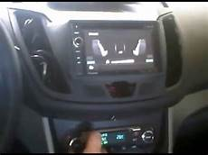 ford c max 2012 with 2 din navi