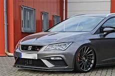 spoilerschwert frontspoiler seat 5f facelift fr cupra