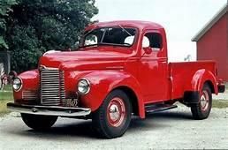 International KB 2  My Love For Old Trucks