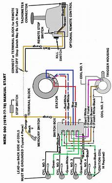 mercury outboard wiring color code wiring solutions