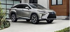 2018 Lexus Rx Two Or Three Row Luxury Suv Lexus