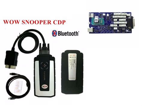 With Keygen! Wow Snooper V5.008r2+5.00.12 Vd Tcs Cdp